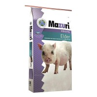 Mazuri Mini Pig Elder Diet, Pig Food, 25 Lbs