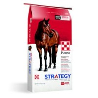 PURINA Strategy Professional Formula GX Horse Feed, 50 Lbs