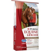 PURINA Equine Senior Horse Feed, 50 Lbs