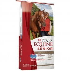 PURINA Equine Senior Horse Feed, 50 Lbs