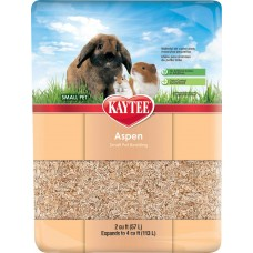 KAYTEE Aspen Small Pet Bedding & Litter, 2 cu. ft.