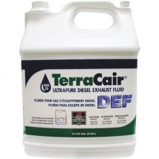 TerraCair Ultrapure Diesel Exhaust Fluid (DEF), 2.5 Gallon