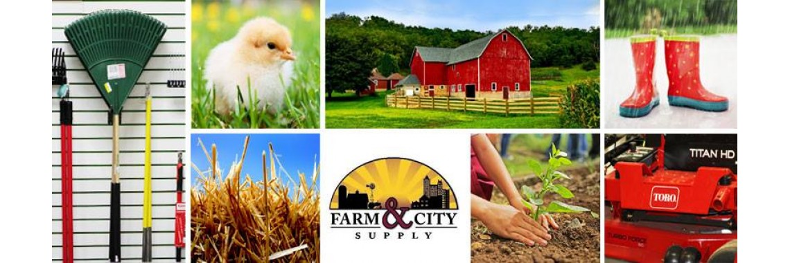 Farm And City Banner